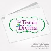 Logo Tienda Divina