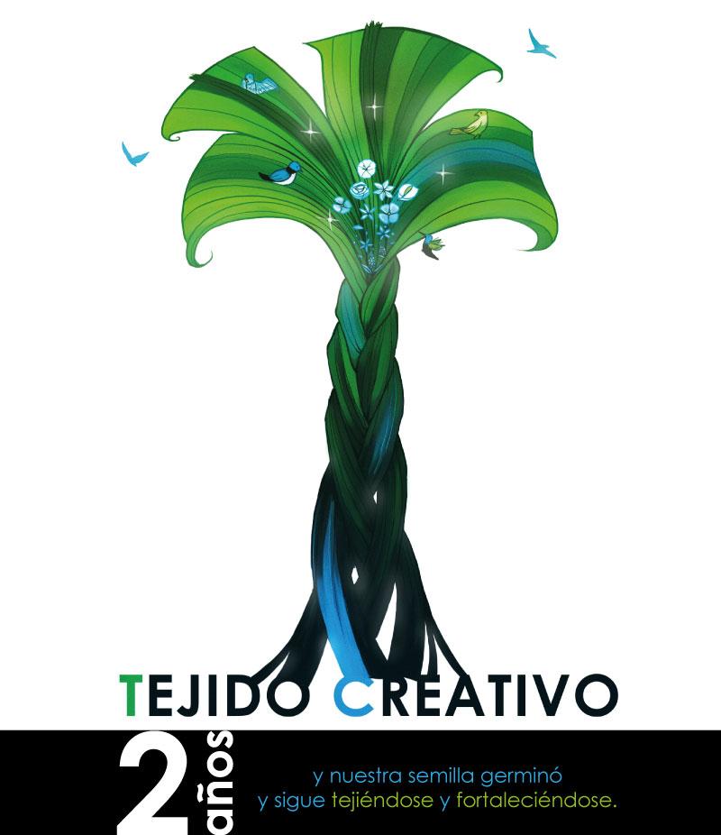 TEJIDO CREATIVO 2 ANIVERSARIO
