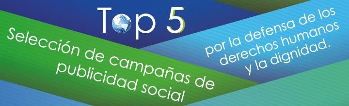 TOP 5 Publicidad social
