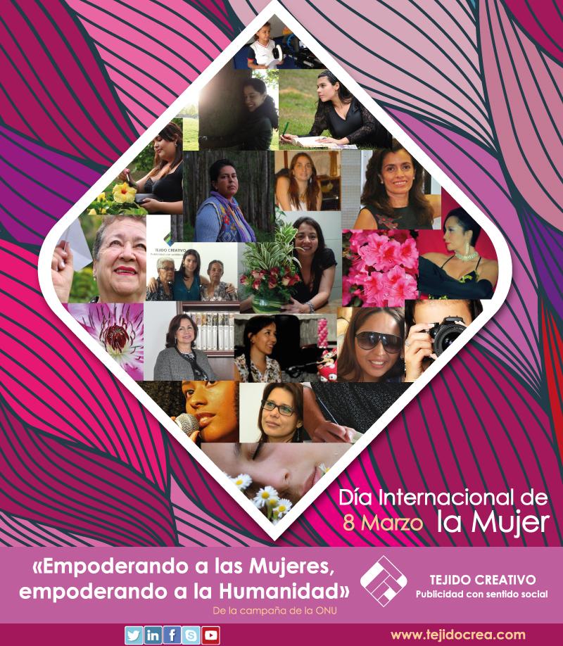 Día de la Mujer TEJIDO-CREA