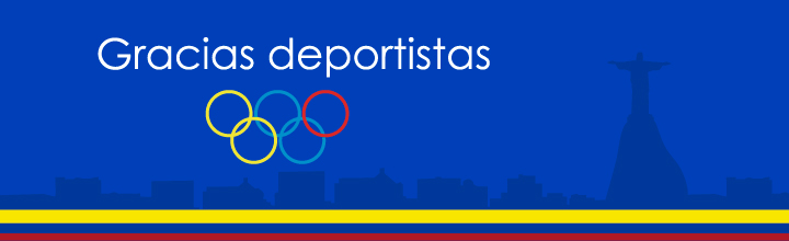 Deportistas olímpicos